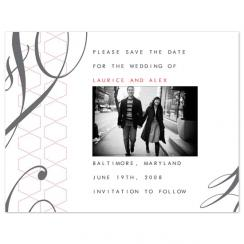 St. Moritz Save the Date Cards