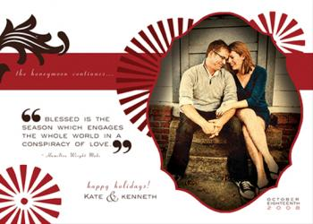 Pepper*minted Holiday Photo Cards