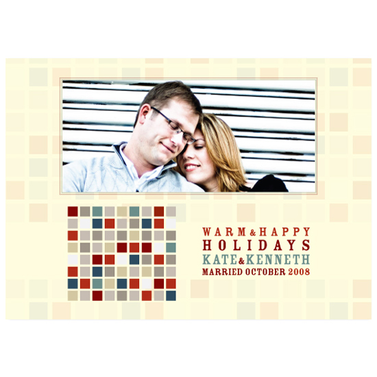 holiday photo cards - Modern Tiles by Andres Montaño