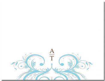 Letter Swirl