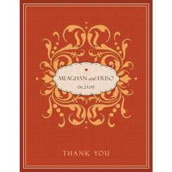 lovely thank you Thank You Cards