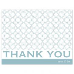 Simple & True Thank You Cards