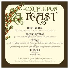 Once Upon a Feast