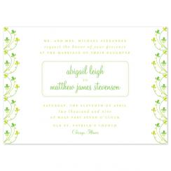 Social Wedding Invitations