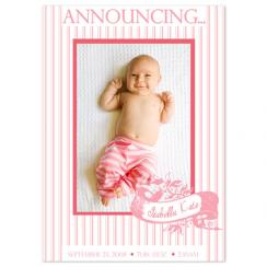 announcing Birth Announcements