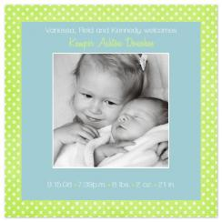 Kemper Dream Birth Announcements
