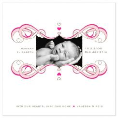 Into Our Hearts.. Birth Announcements