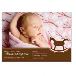 baby baby Birth Announcements