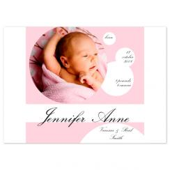 Bubbles Birth Announcements