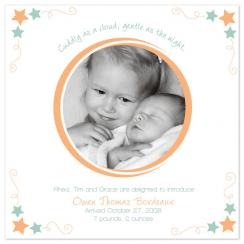 Owen Thomas Birth Announcements