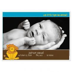 Little Tiger Birth Announcements