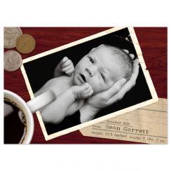 Coffee Break Birth Announcements