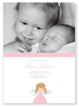 Sweet Angel Birth Announcements