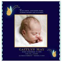 Lullaby Birth Announcements