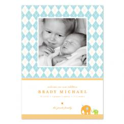 Argyle Elephants Birth Announcements