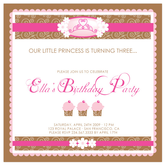 Minted Birthday Invitations with luxury invitations layout