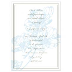 Classic Nature Wedding Stationery