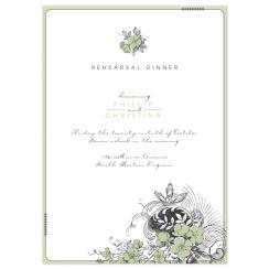 Zen Garden Wedding Stationery