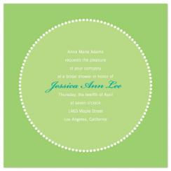 coaster Wedding Stationery
