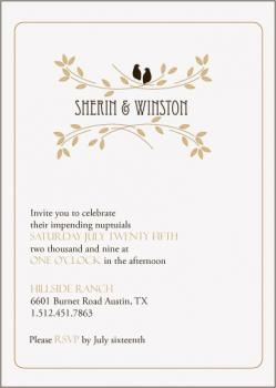 Harvest Wedding Stationery