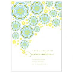 Cascade Flourish Wedding Stationery