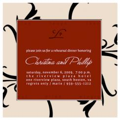 Intensity Wedding Stationery