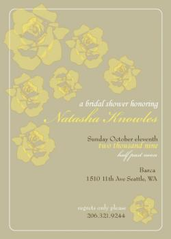 Demure Wedding Stationery