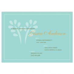 Teal Bliss Wedding Stationery