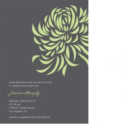 Bridal Blooms Wedding Stationery