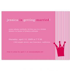 party princess Wedding Stationery