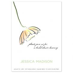 petal Wedding Stationery