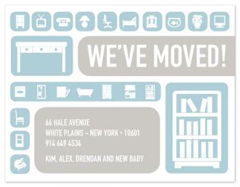 Fun Furniture Moving Announcements