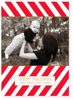 cane Holiday Photo Cards