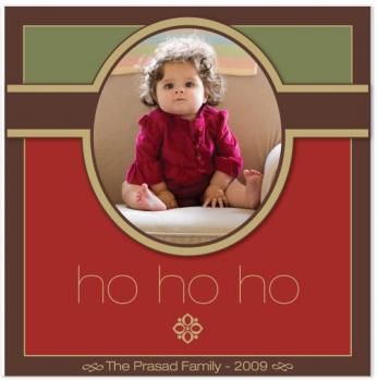 Modern Traditions Holiday Photo Cards