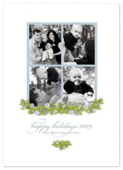 window garland Holiday Photo Cards