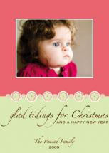 Glad Tidings by Susan Rebel Fredricksen
