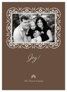 Joy! Holiday Photo Cards
