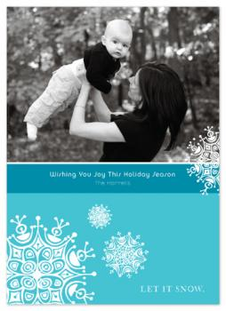 Let It Snow! Holiday Photo Cards