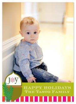 Acorn Holiday Card Holiday Photo Cards