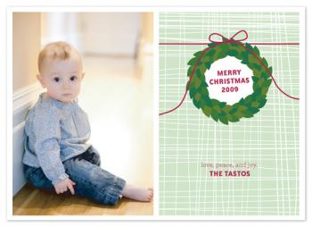 Adorn Holiday Photo Cards