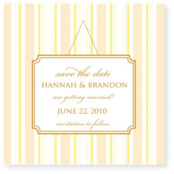 frame Save the Date Cards