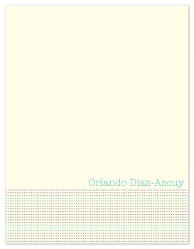 dotted line Personal Stationery