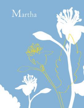 Sky Blue Flowers