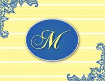 Monogram by Vynl Designs
