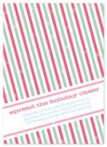 Holiday Stripes by Waui Design