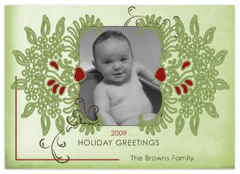 Jolly Moments Holiday Photo Cards
