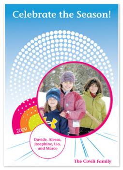 Circle of Joy Holiday Photo Cards