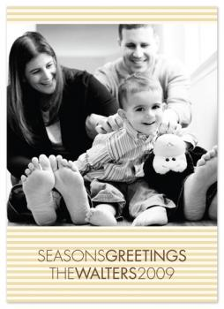 basics Holiday Photo Cards