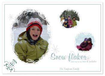 Snowflake-flurry