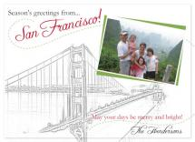 San Francisco Treat by Jeanette Kennedy